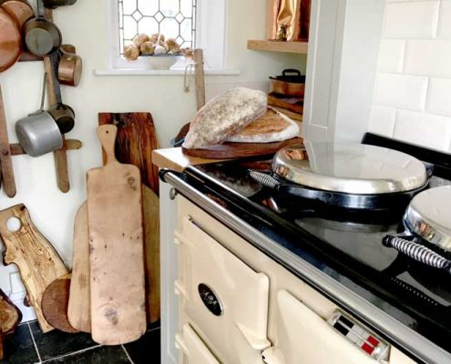 Waterfall Cottage:Electric Aga